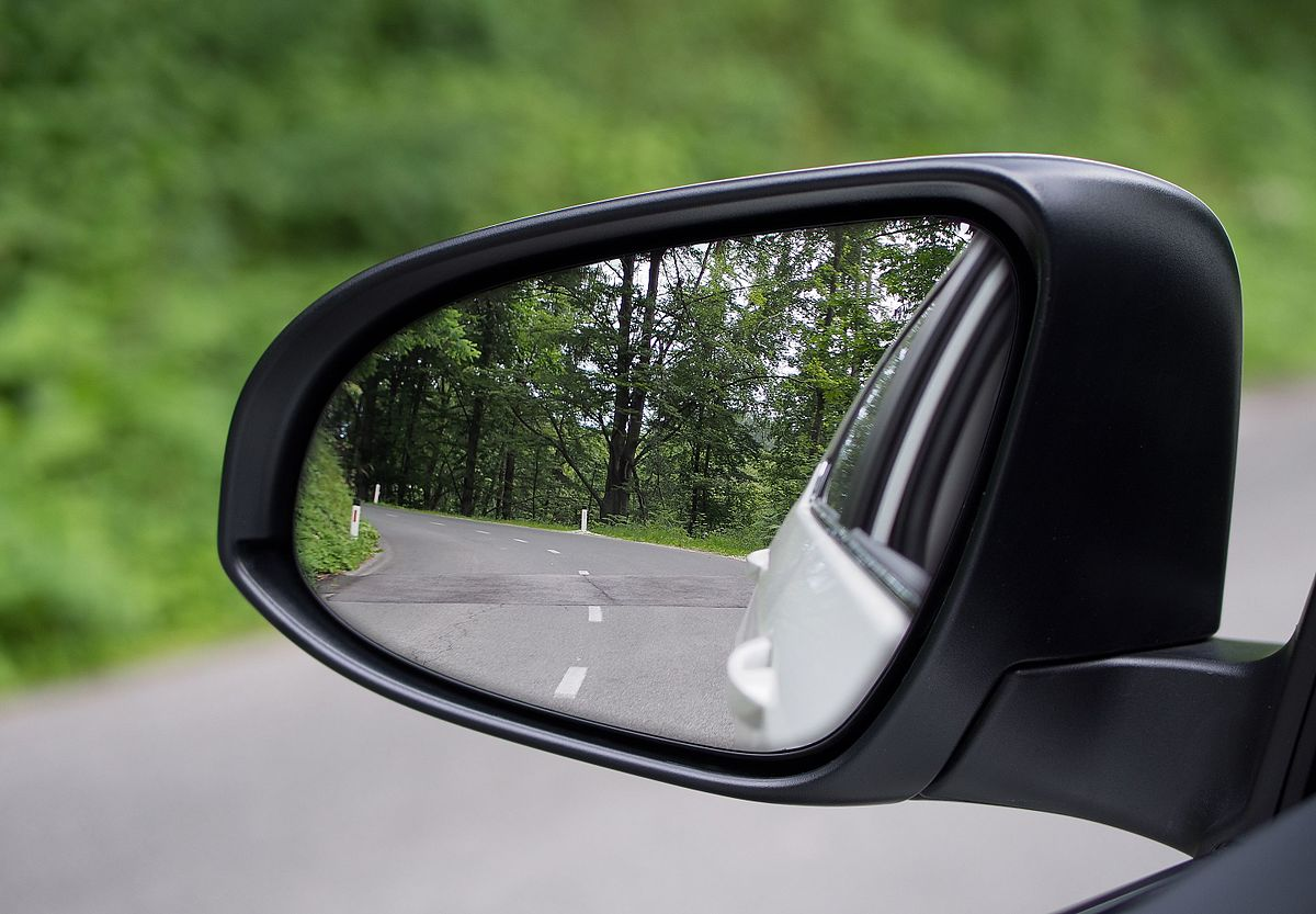 Replace Car Side Mirrors
