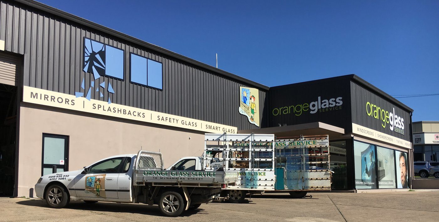 Orange Glass & Glazing Service