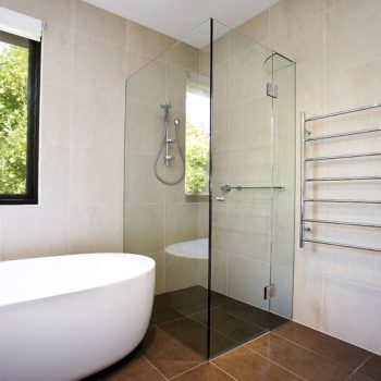 Frameless Showerscreens
