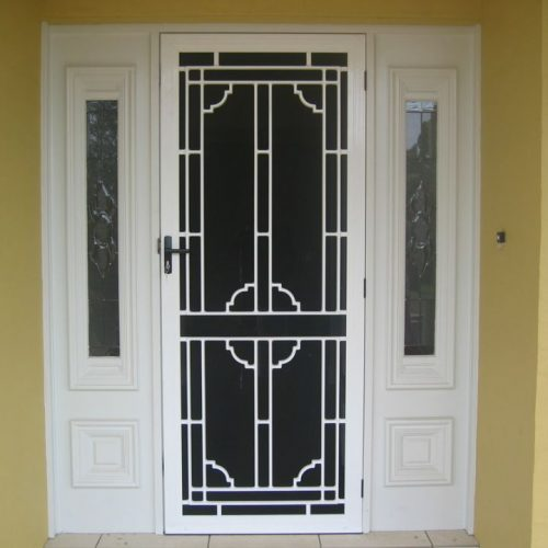 Colonial Cast Door